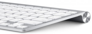 Das Bluetooth-Keyboard von Apple - gut aber teuer
