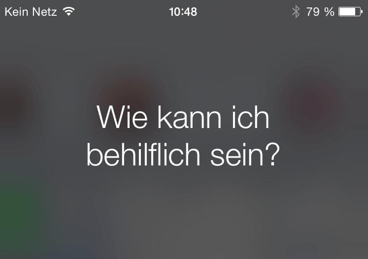 Siri in der Hosentasche – so schaltet Ihr Siri im Sperrbildschirm aus